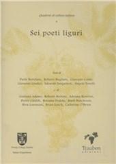 sei poeti liguri