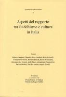 aspetti del rapporto tra buddhismo e cultura in italia